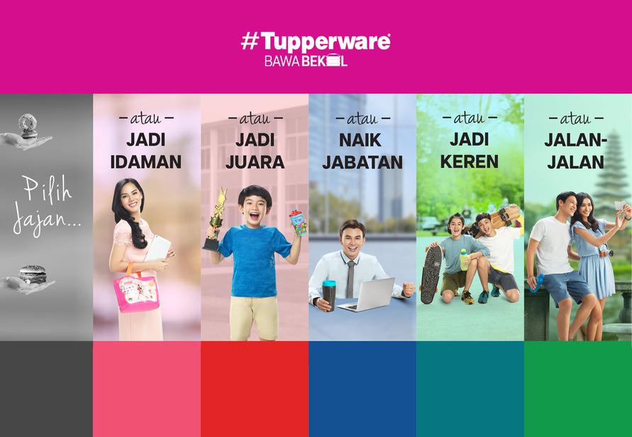 Tupperware Tupperware Bagikan 35 000 Produk Gratis Di Puncak Kampanye Tupperware Bawa Bekal 2017 Berita Berita Kegiatan