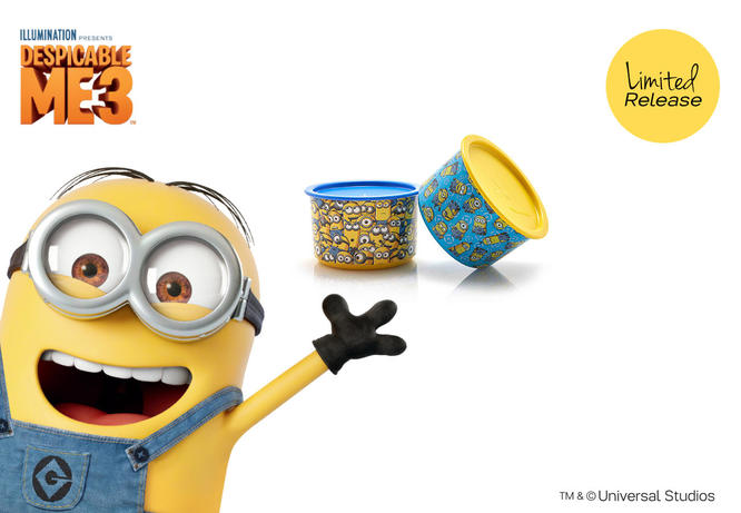 Minion Giggle Canister (2)