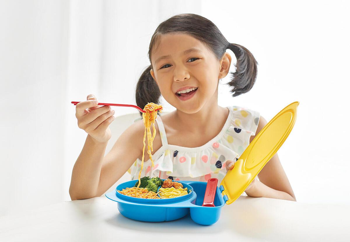 Kiddos Lunch Box Promo Feb 2018