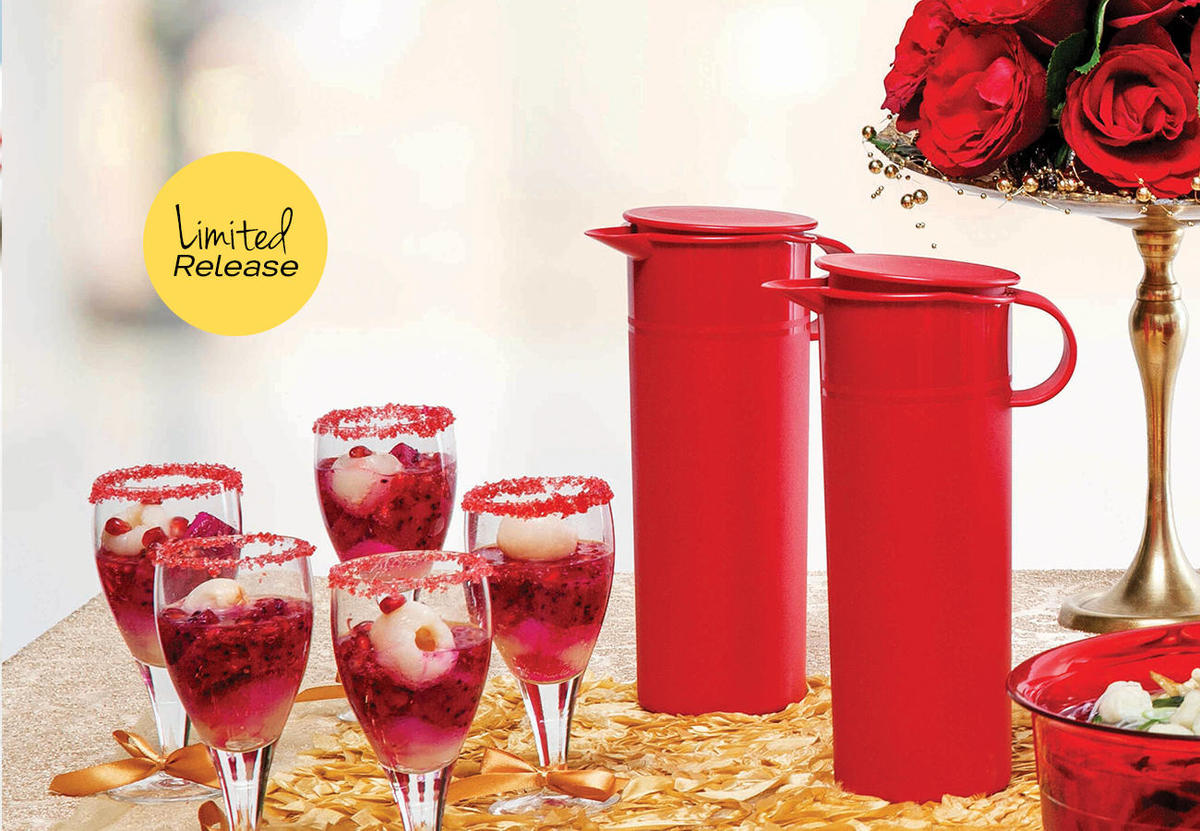 Lucky Red Pitcher 1L, Promo Feb 2018