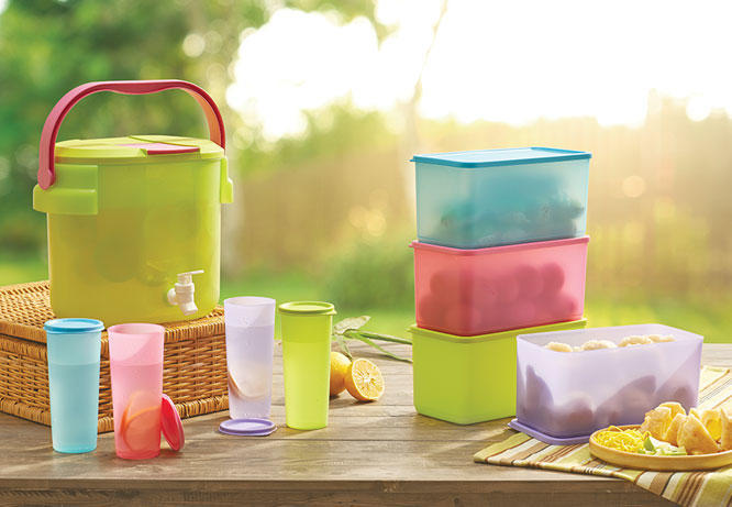 Outdoor Drink Set & Funtastic Four (4)