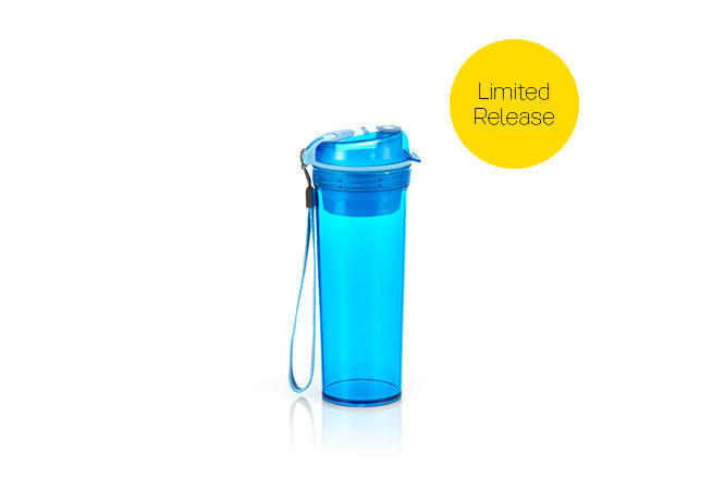 New Drinking Flask (1) - Blue