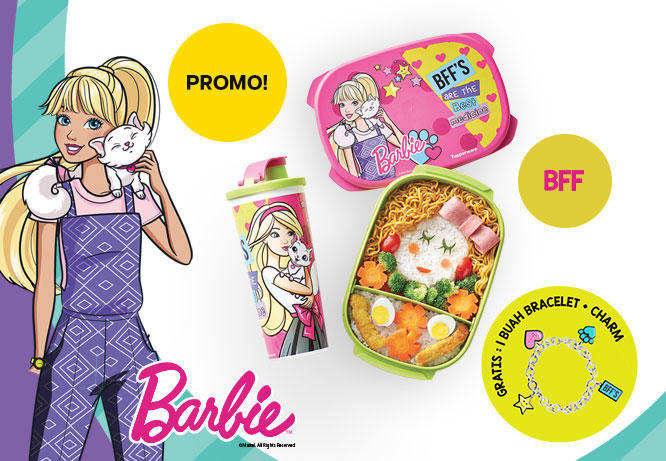 Barbie Lunch Set - BFF