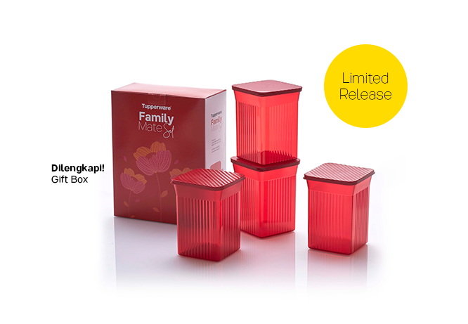 Family Mate Square Red (4)