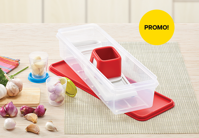 Tupperware Paket Speedy Mando