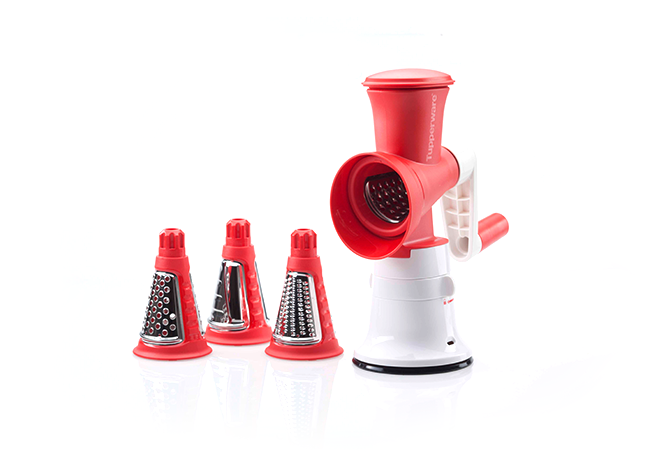 Tupperware Fusion Master Grater