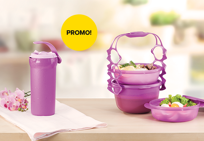 Tupperware Twist n Pour & Carry All Bowl