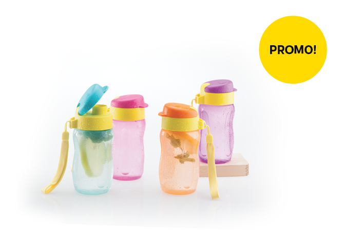 Tupperware Eco Bottle 310ml (4)